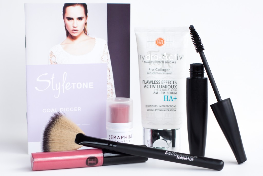 Unboxing StyleTone box januari