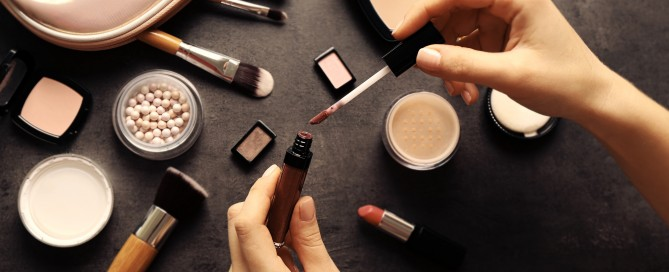 Make-up voor make-up trends 2017