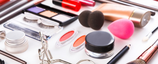 Diverse make-up producten