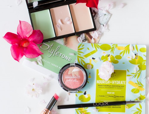 Unboxing StyleTone box, editie april