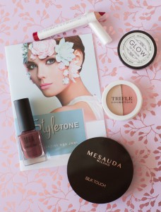 Alle producten StyleTone box juni 2018 - beauty producten