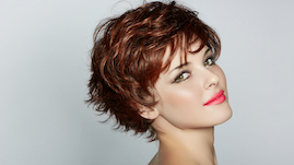 Pixie cut haartrends
