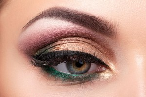 Oogmake-up beauty trends