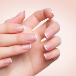 French manicure - nagellak trends